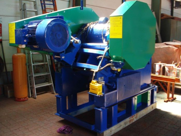 Crushmaster 700 X 500mm (28 x 20) Jaw Crusher